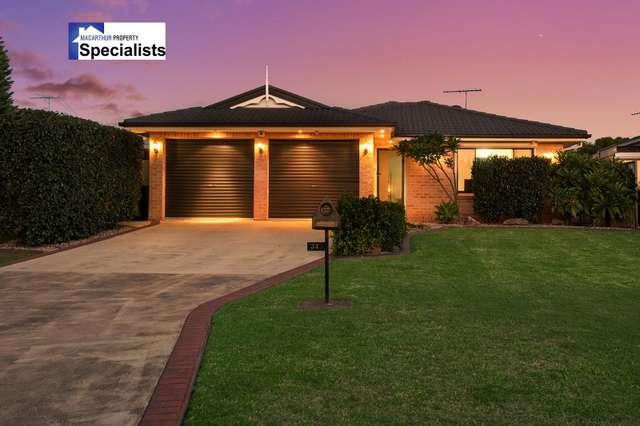 34 Wilkinson Crescent, Ingleburn NSW 2565