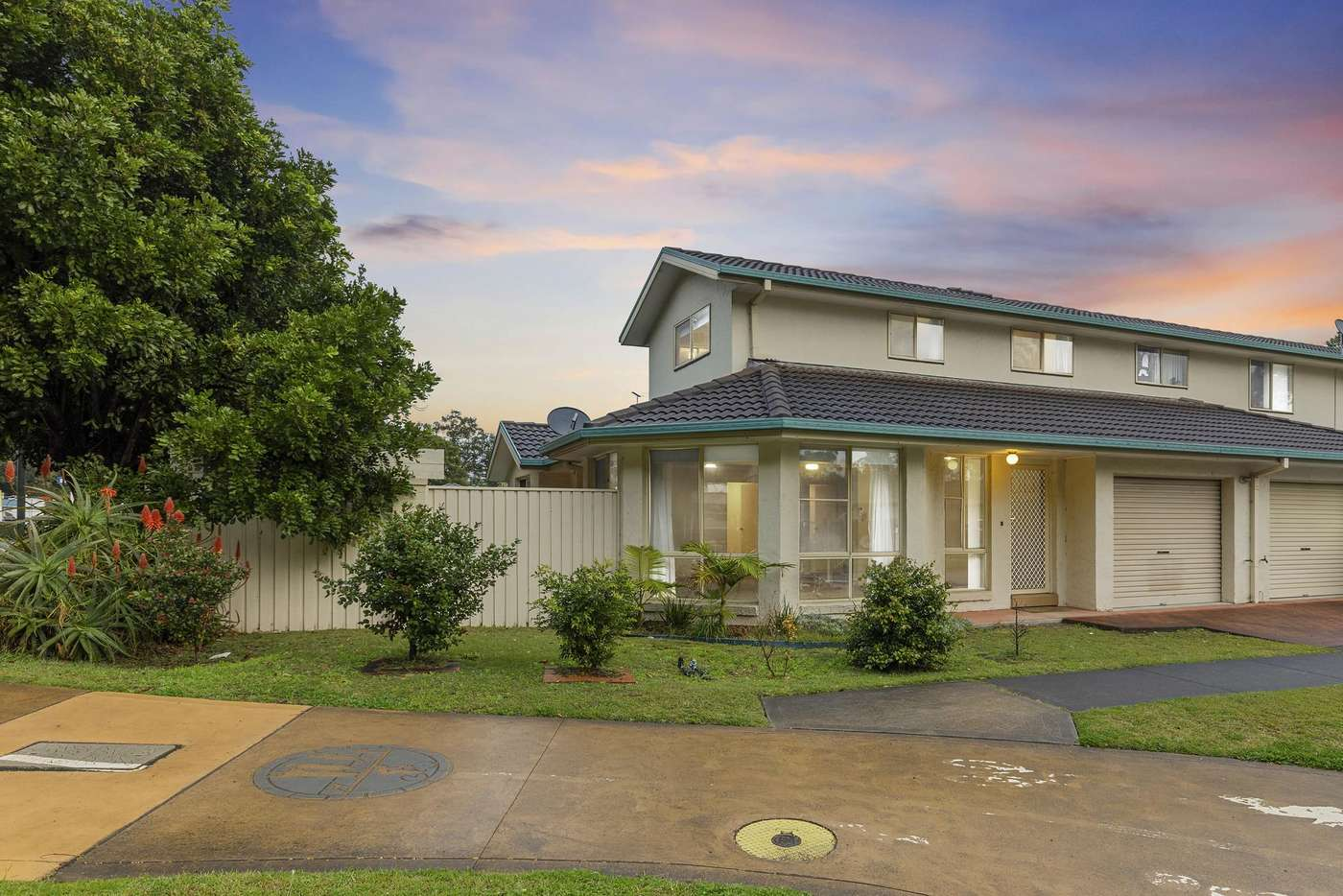 Main view of Homely townhouse listing, 1/43 Memorial Avenue, Blackwall NSW 2256