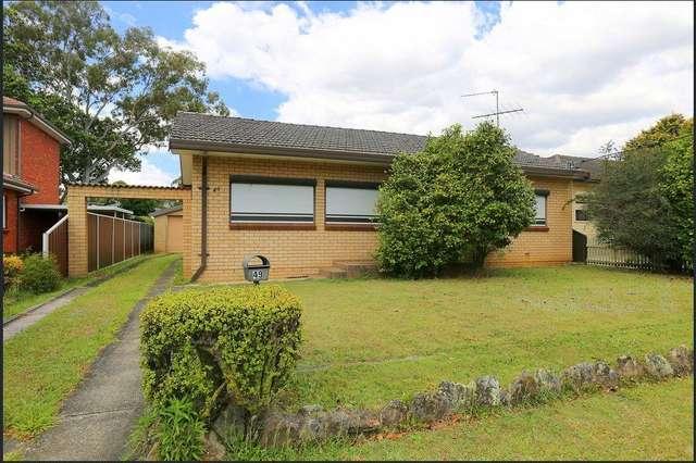 49 Mccrossin Avenue, Birrong NSW 2143