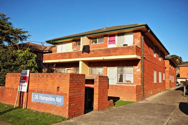 4/26 Hampden Road, Lakemba NSW 2195
