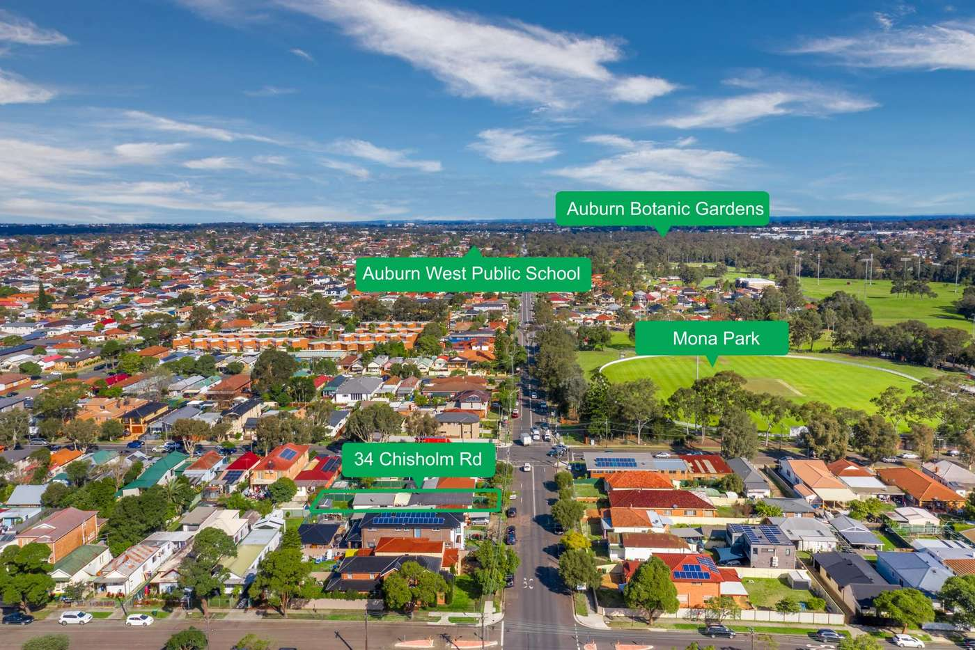 Seventh view of Homely house listing, 34 Chisholm Road, Auburn NSW 2144