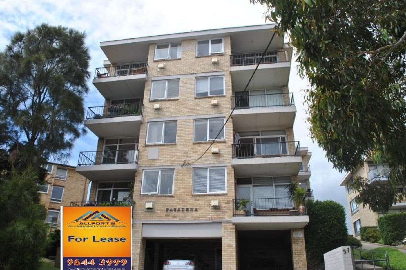 Main view of Homely apartment listing, 3/57 Broome Street, Maroubra NSW 2035