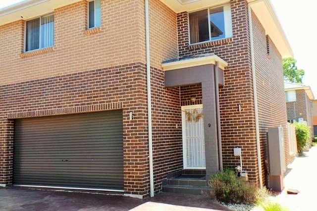 9 Hemanta Glade Glade, Woodcroft NSW 2767