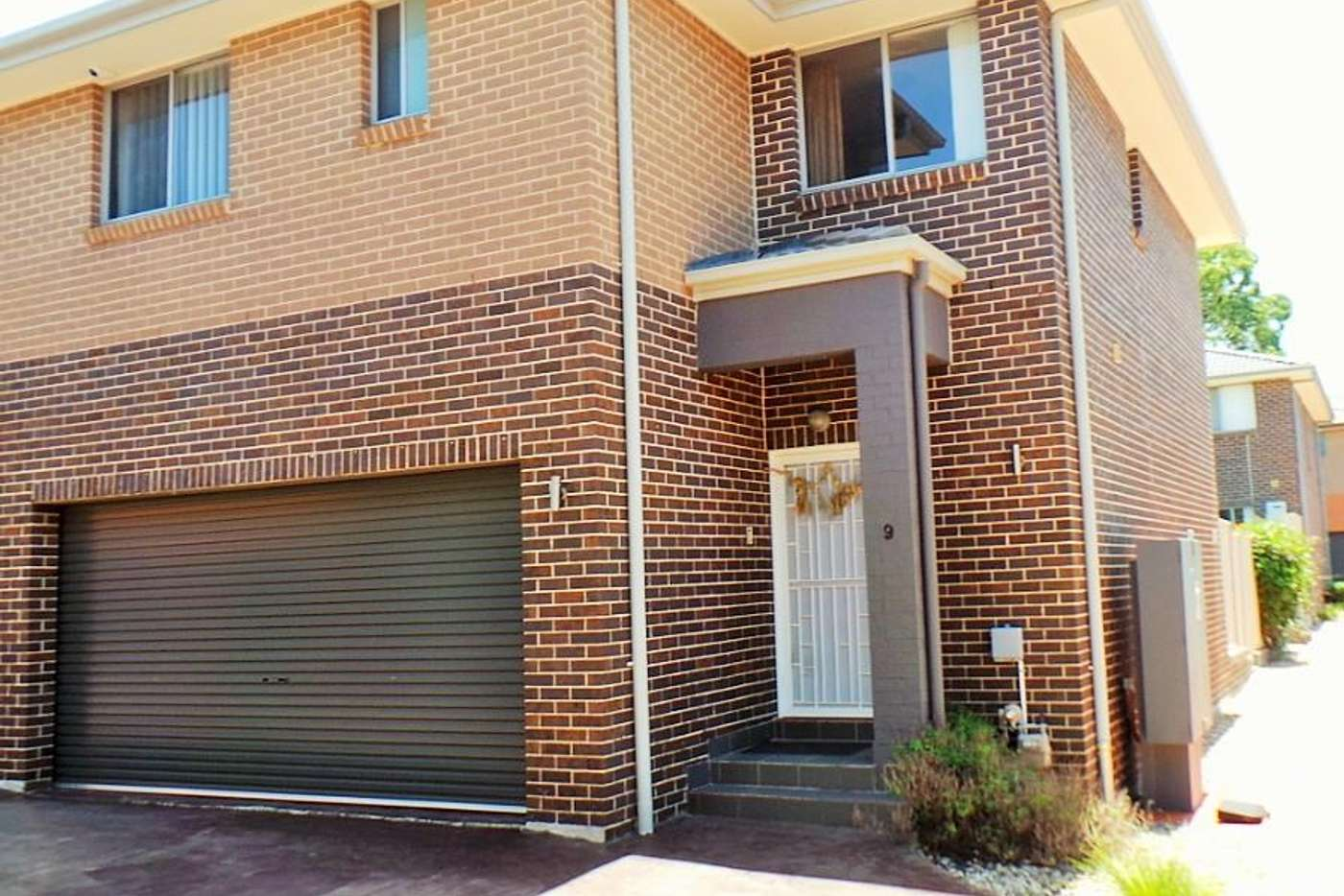 Main view of Homely semiDetached listing, 9 Hemanta Glade Glade, Woodcroft NSW 2767