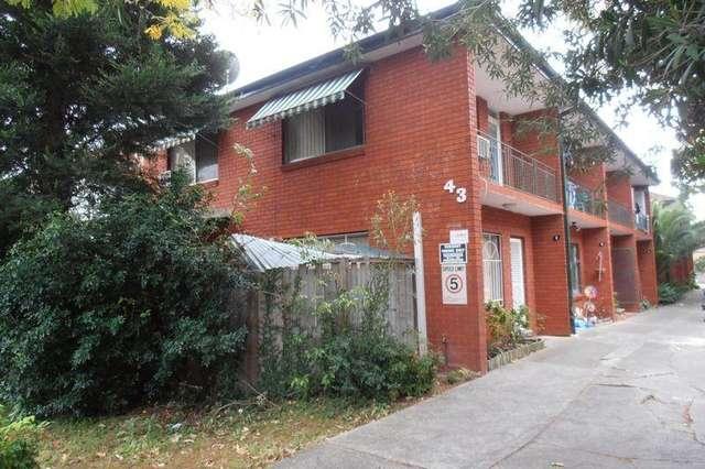 1/43 First  Avenue, Campsie NSW 2194