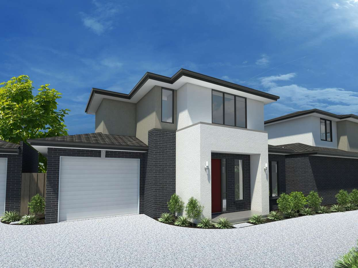 Main view of Homely townhouse listing, 2/52-54 Stenhouse Avenue, Brooklyn, VIC 3012