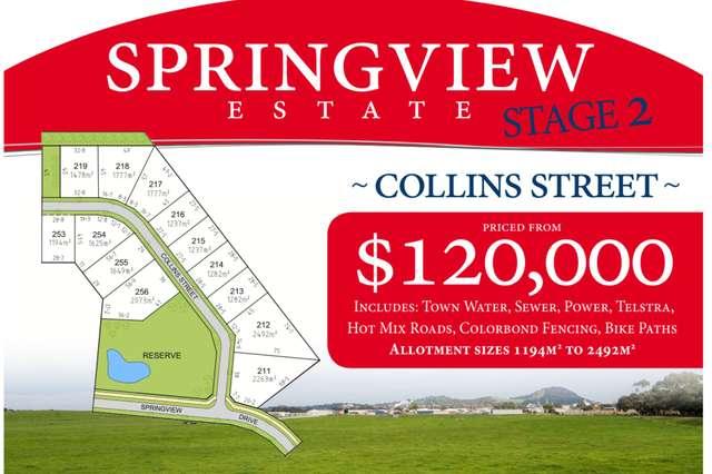 1-13 Collins Drive, Suttontown SA 5291