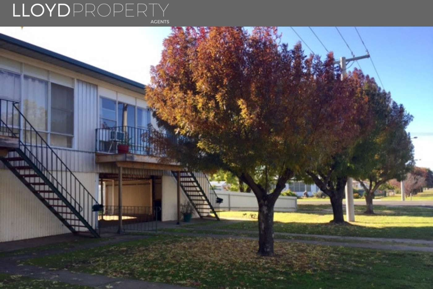 Main view of Homely flat listing, 3/381 Cadell Street, Hay NSW 2711