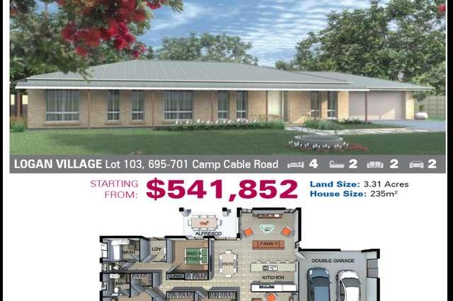 701/695 Camp Cable Road, Logan Village QLD 4207