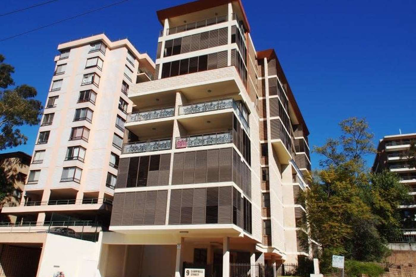 Main view of Homely apartment listing, 22/9 Campbell Street, Parramatta NSW 2150