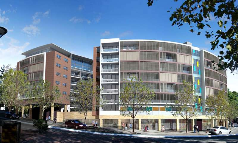 Main view of Homely apartment listing, 45/2A Brown Street, Ashfield, NSW 2131