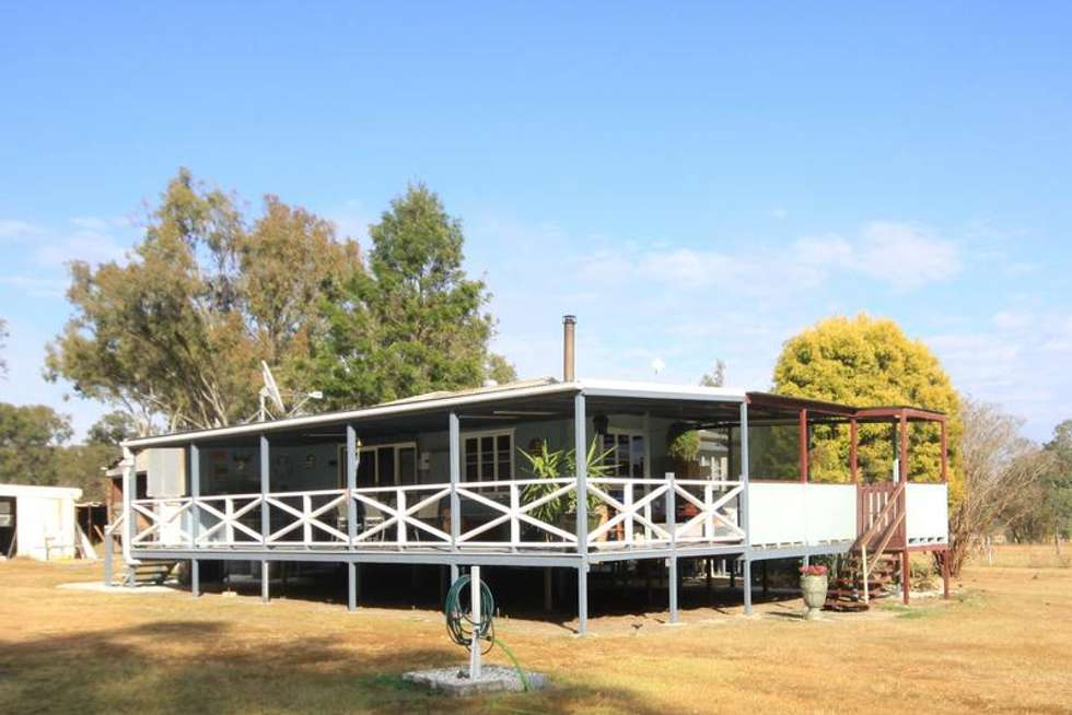 Second view of Homely lifestyle listing, 10 Weeks Road, Goodger QLD 4610