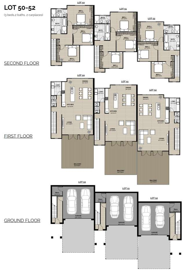 Main view of Homely townhouse listing, Address available on request, Gowanbrae, VIC 3043