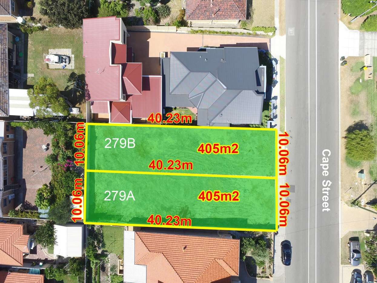 Main view of Homely  listing, 279A Cape Street, Yokine, WA 6060