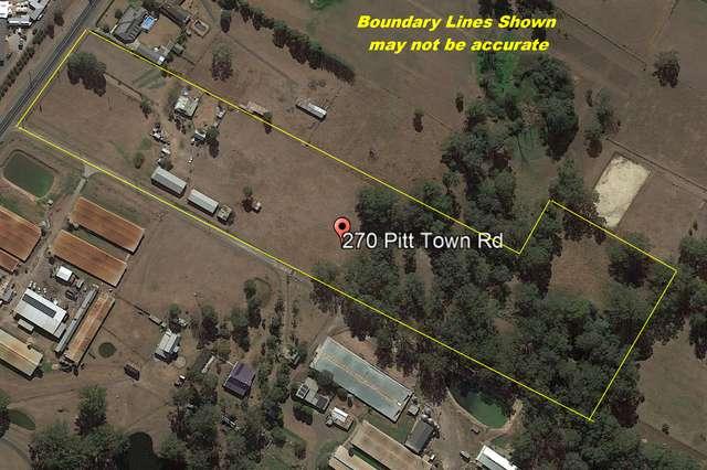 270 Pitt Town Road, Pitt Town NSW 2756