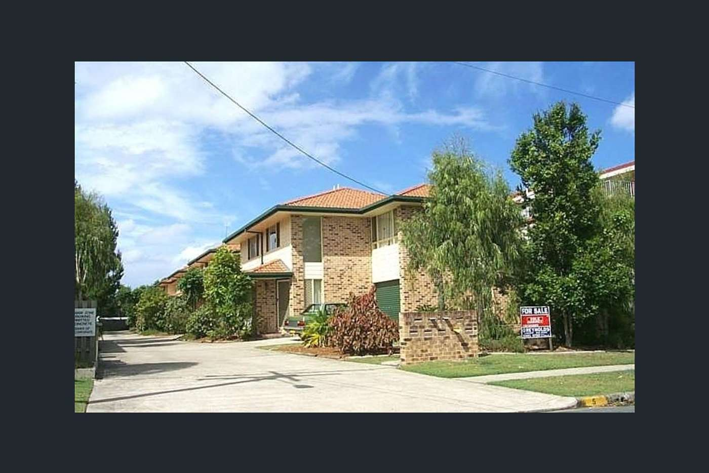 Main view of Homely townhouse listing, 6/5 Ahern Street, Labrador QLD 4215