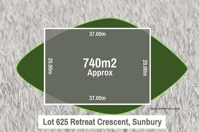 Lot 625 Retreat Crescent, Sunbury VIC 3429