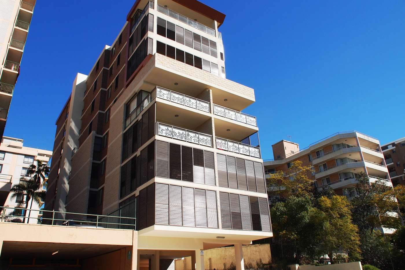 Main view of Homely apartment listing, 5 & 13/9 Campbell Street, Parramatta NSW 2150