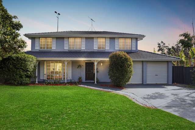 4 Cuvee Place, Minchinbury NSW 2770