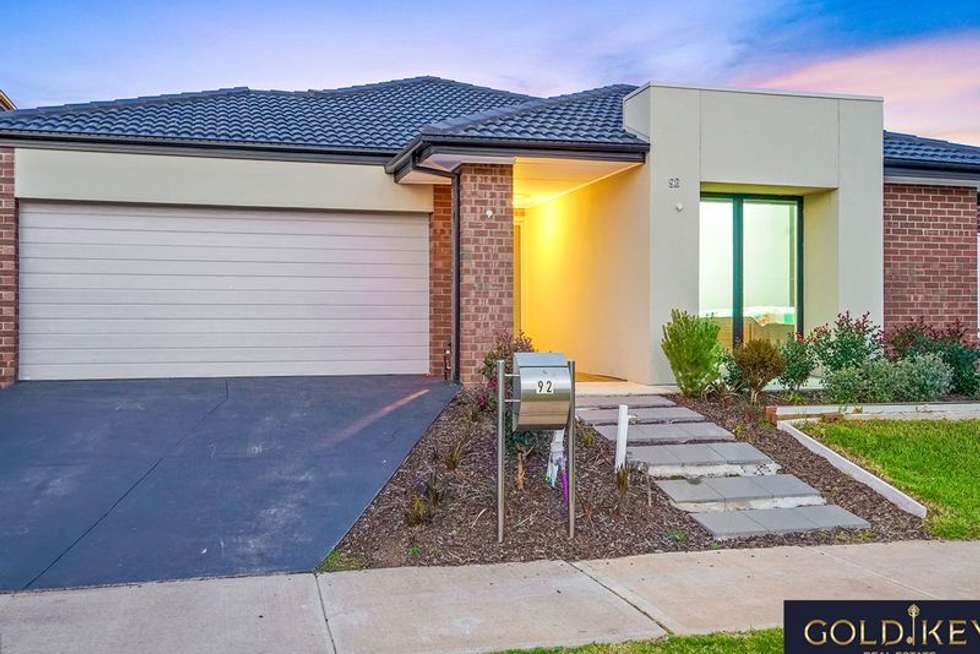 Third view of Homely house listing, 92 Bandicoot Loop, Tarneit VIC 3029