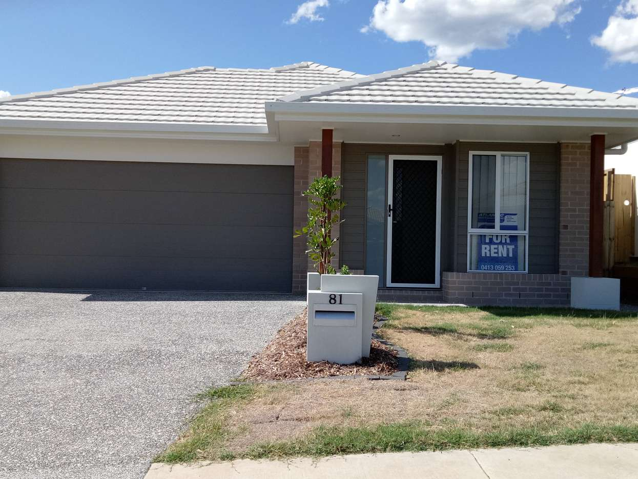 Main view of Homely house listing, 81 Diamantina Boulevard, Brassall, QLD 4305