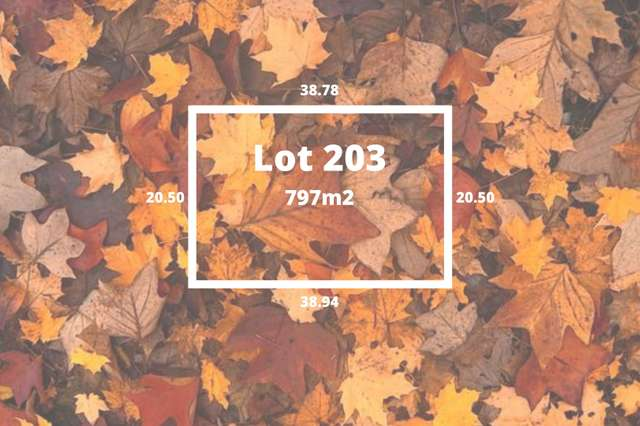 Lot 203 Autumn Views Estate, Romsey VIC 3434