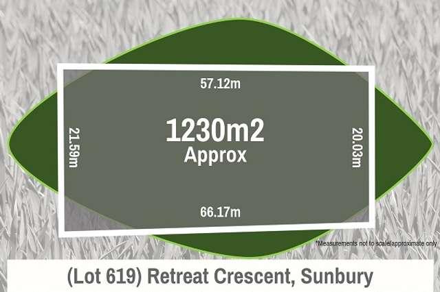 LOT 619 Retreat Crescent, Sunbury VIC 3429