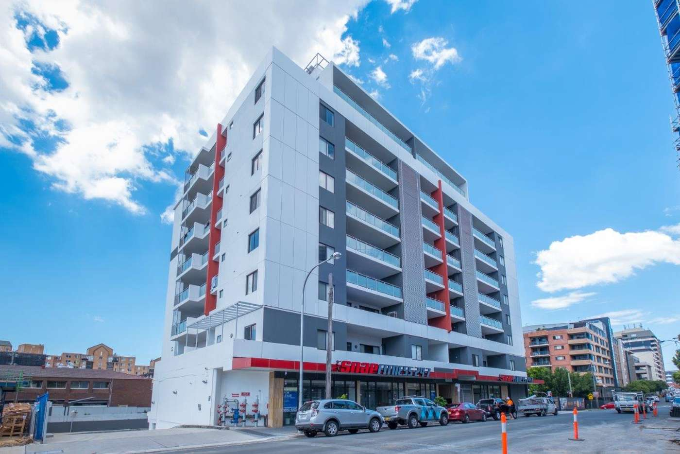 Main view of Homely apartment listing, 128/61 - 71 Queen Street, Auburn NSW 2144
