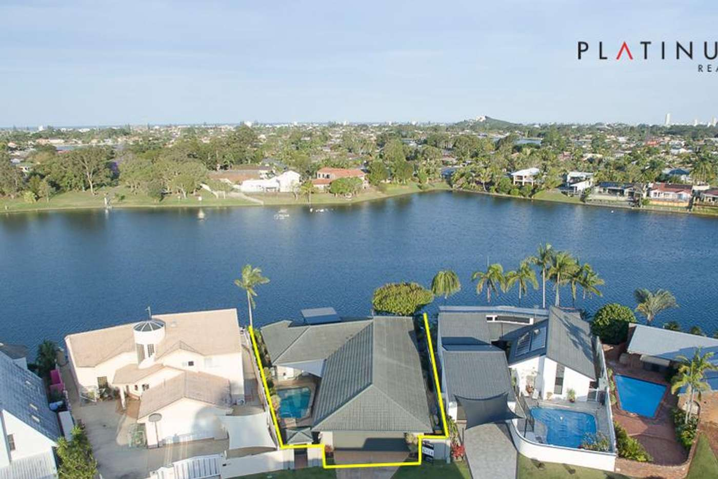 Main view of Homely house listing, 52 Wild Duck Drive, Mermaid Waters QLD 4218