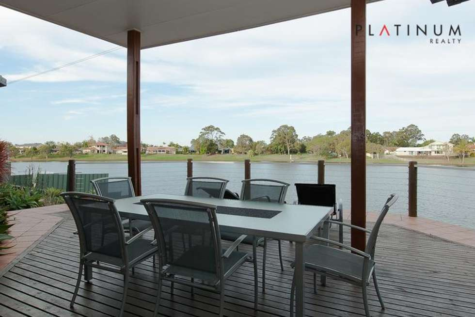 Second view of Homely house listing, 52 Wild Duck Drive, Mermaid Waters QLD 4218