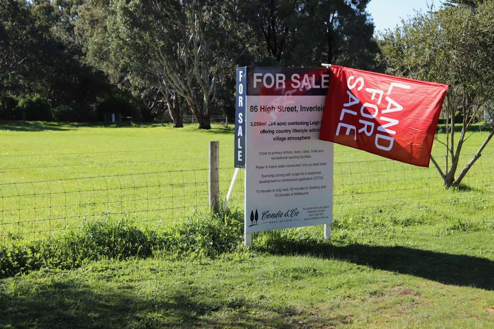 Second view of Homely residentialLand listing, 86 High Street, Inverleigh VIC 3321