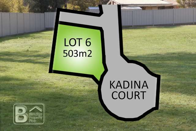 LOT 6 Kadina Court, Strathfieldsaye VIC 3551