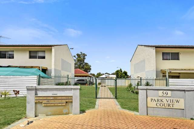 5/59 Rosher Road, Lockridge WA 6054