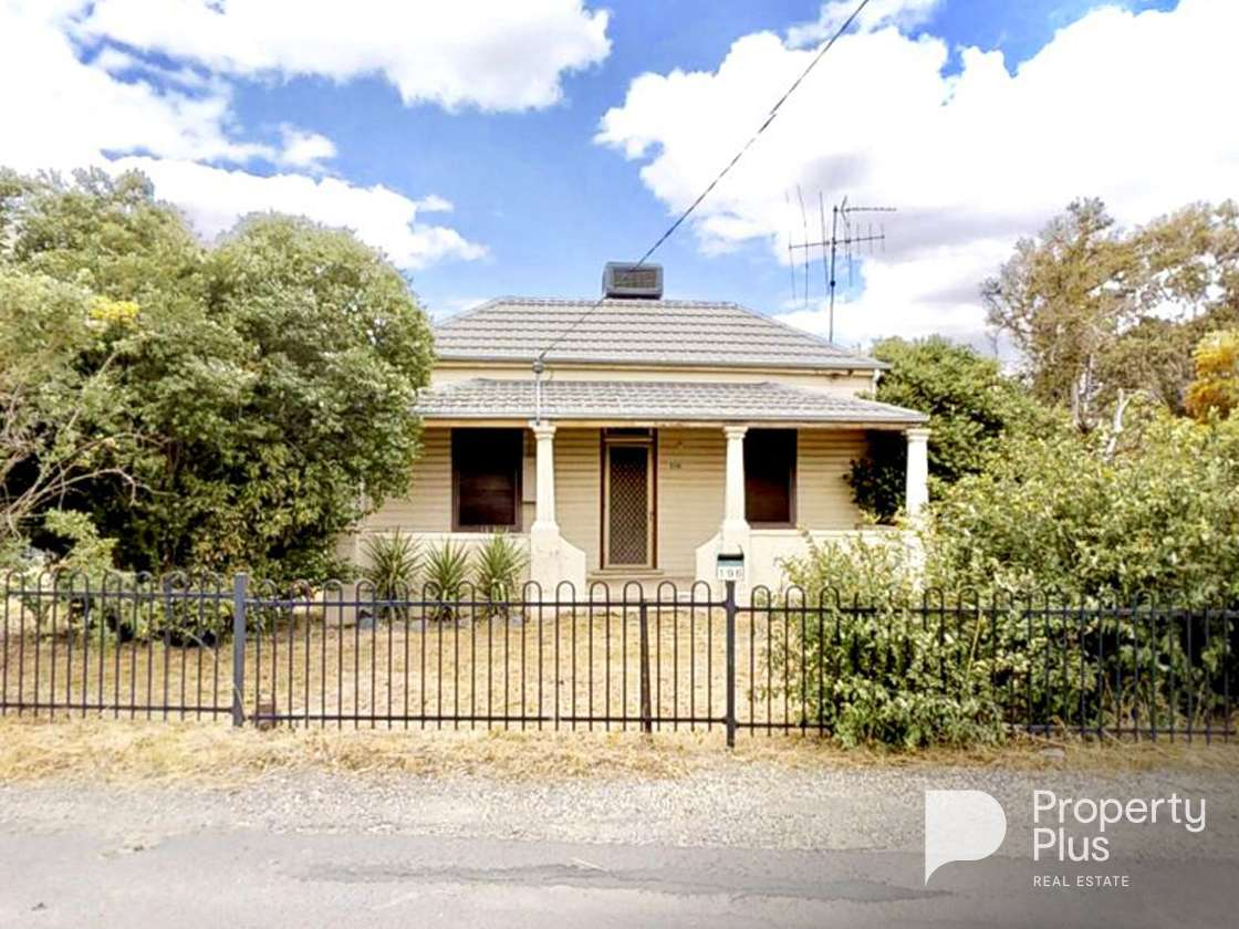 Main view of Homely house listing, 196 Eaglehawk Road, Long Gully, VIC 3550