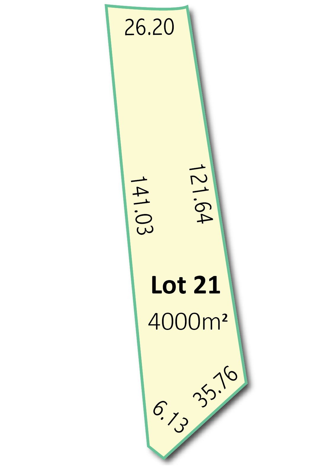 lot 21 Bluebell close