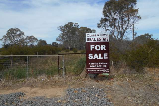 Lot 31B Golf Course Road Clunes Vic 3370, Clunes VIC 3370