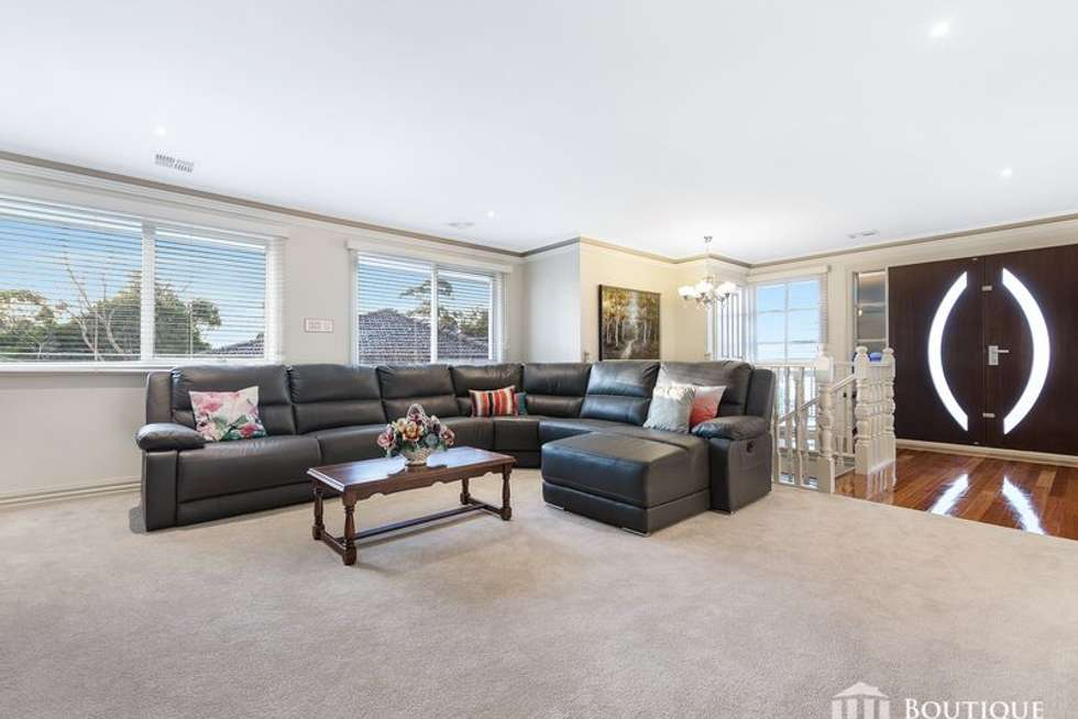 Third view of Homely house listing, 17 Dougherty Court, Mulgrave VIC 3170