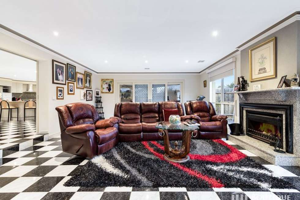 Fourth view of Homely house listing, 17 Dougherty Court, Mulgrave VIC 3170