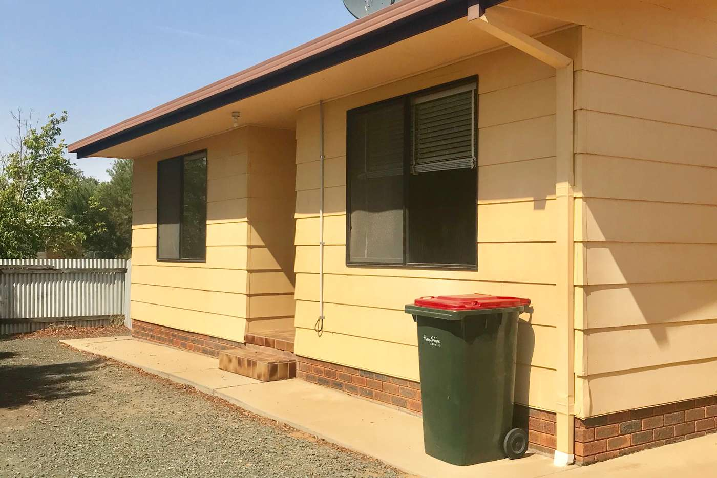 Main view of Homely flat listing, 3/306 MURRAY STREET, Hay NSW 2711