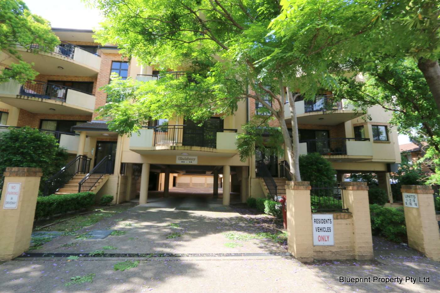 Main view of Homely apartment listing, 1/10-14 Gladstone Street, North Parramatta NSW 2151