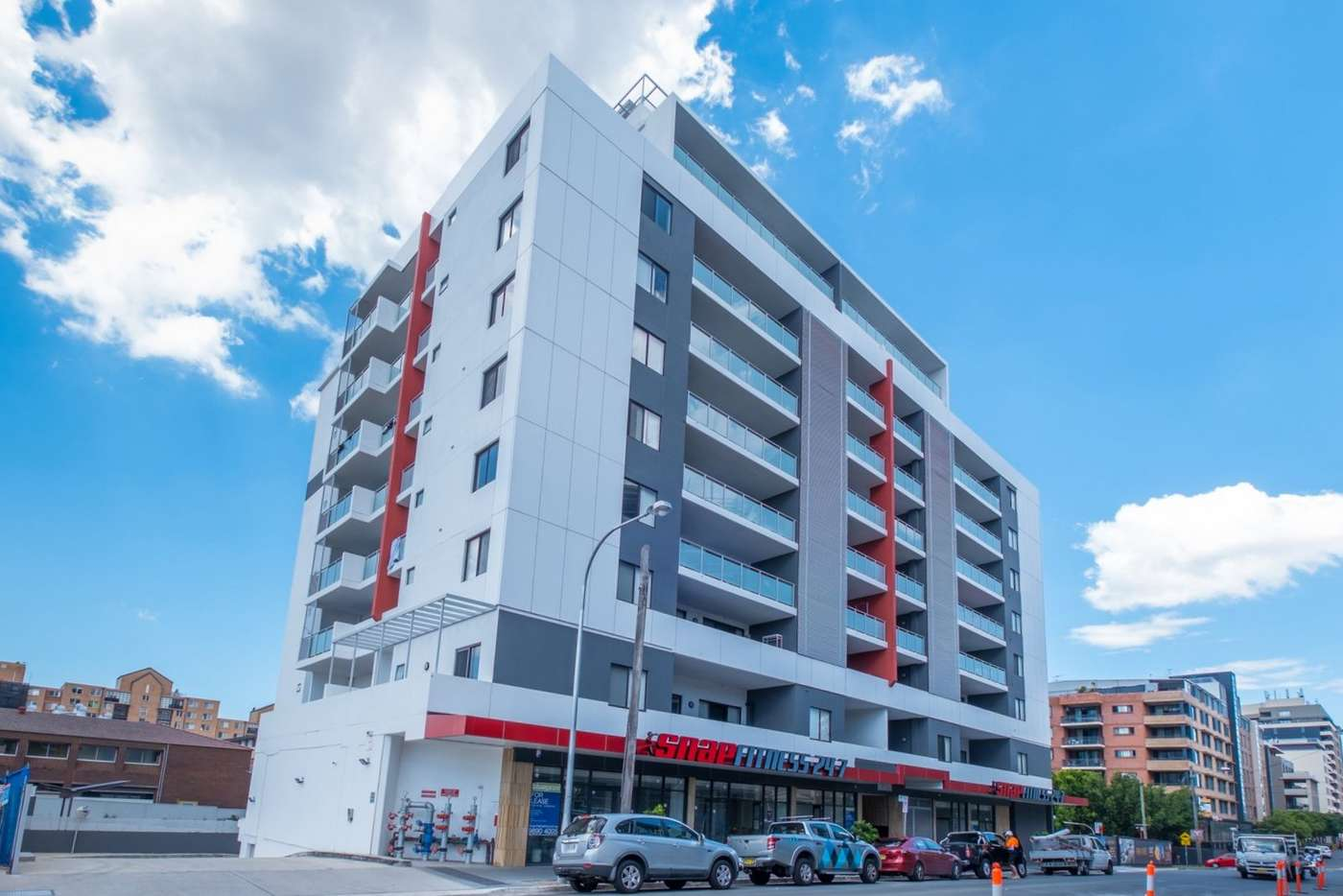 Main view of Homely apartment listing, 111/61 - 71 Queen Street, Auburn, NSW 2144