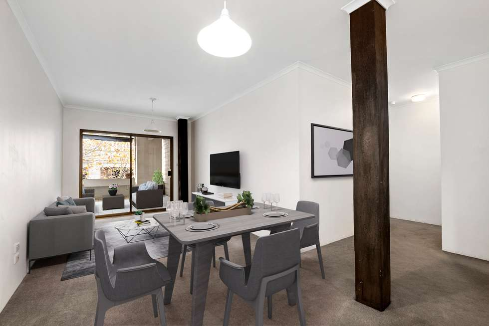 Second view of Homely apartment listing, 46/57-75 Buckland Street, Chippendale NSW 2008