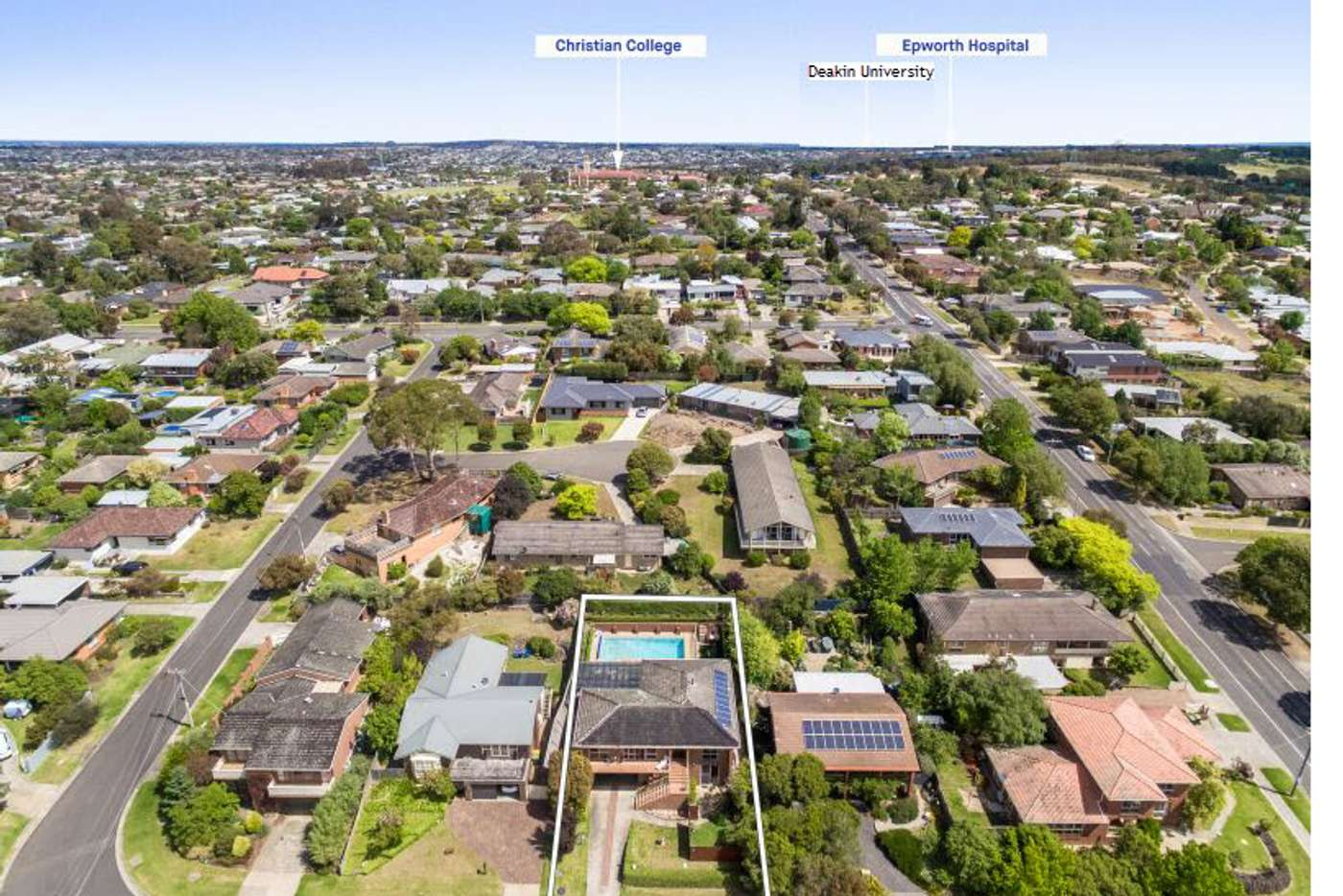Main view of Homely house listing, 6 Cedmar Avenue, Highton VIC 3216