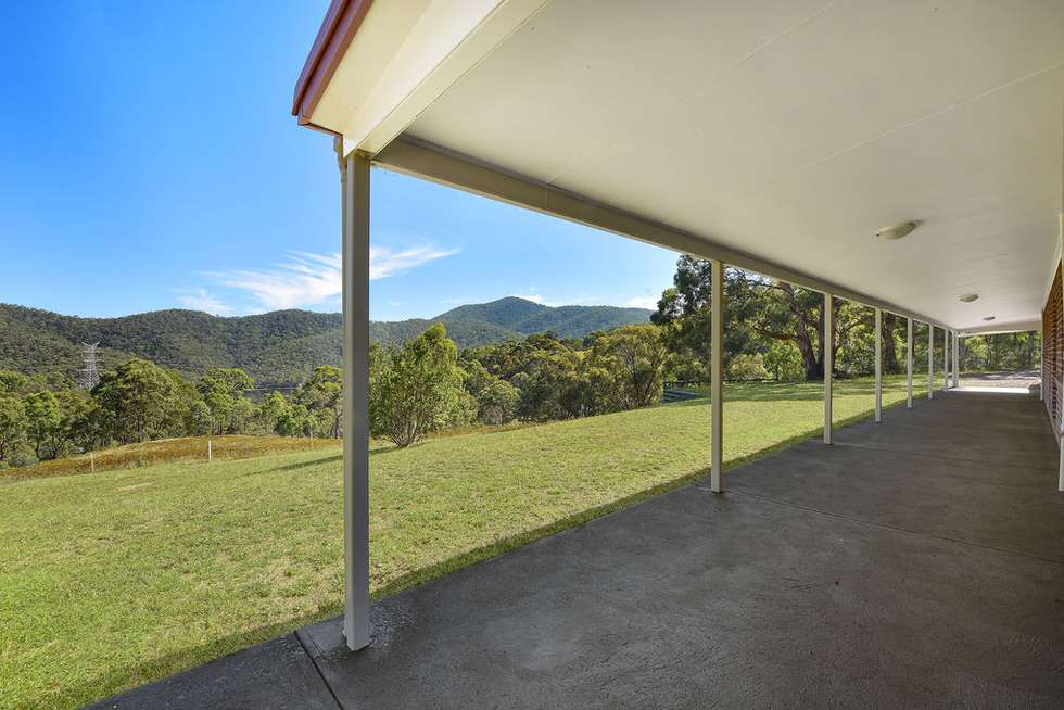 Second view of Homely acreageSemiRural listing, 310 Sir Thomas Mitchell Drive, South Bowenfels NSW 2790