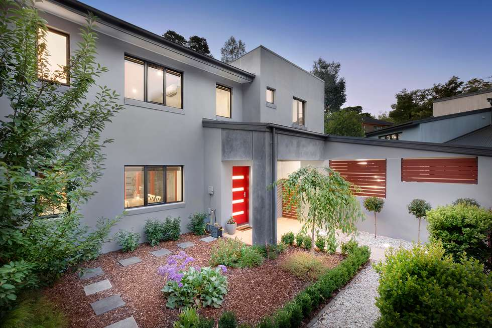 Fourth view of Homely house listing, Unit 6/15 Karingal Drive, Montmorency VIC 3094