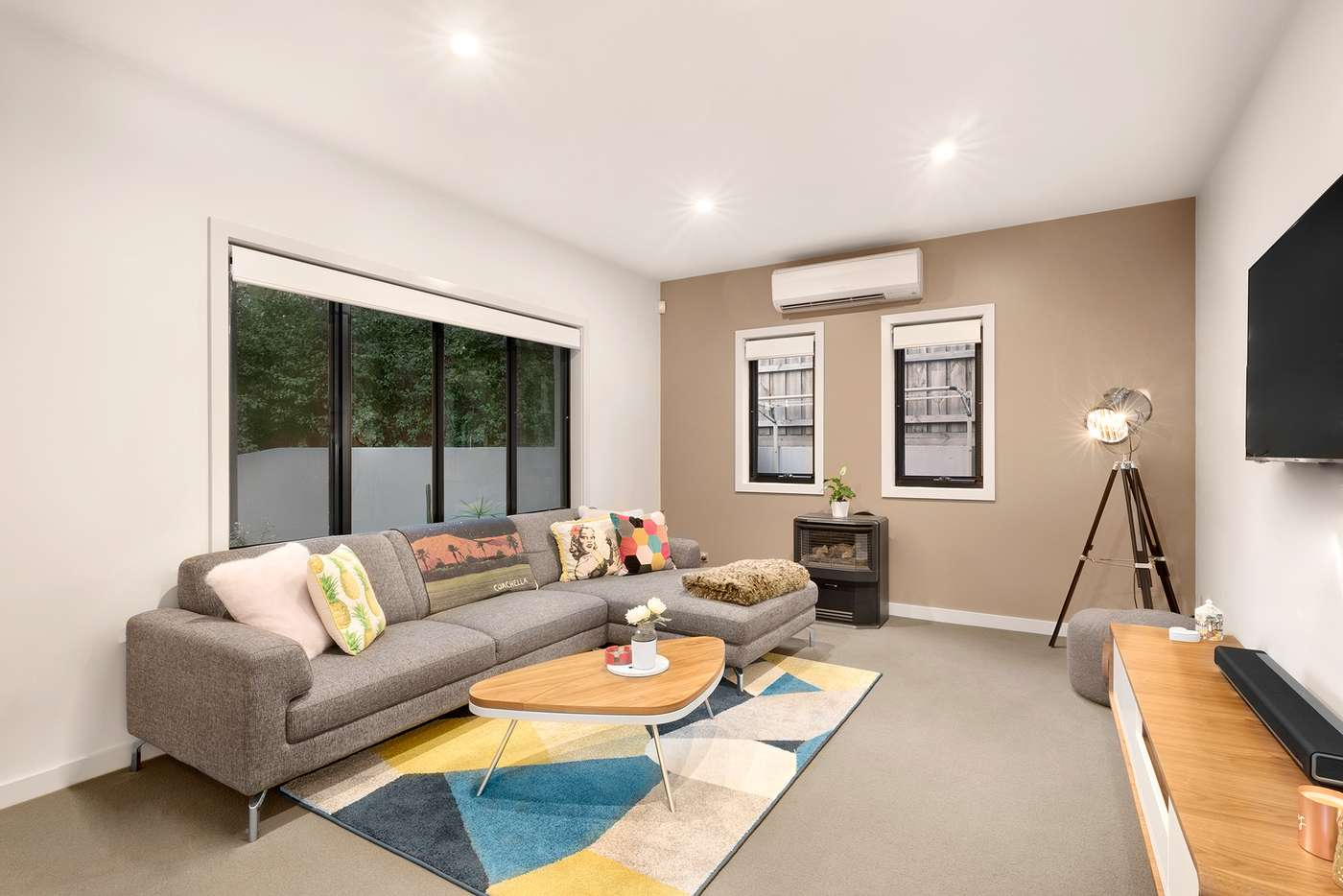 Fifth view of Homely house listing, Unit 6/15 Karingal Drive, Montmorency VIC 3094