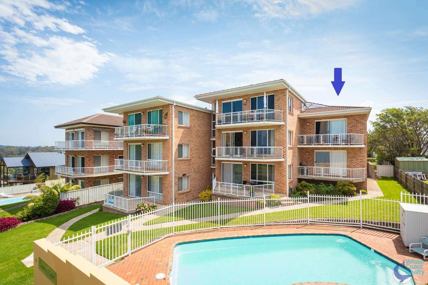 Main view of Homely apartment listing, 8/10 Ballingalla Street, Narooma NSW 2546
