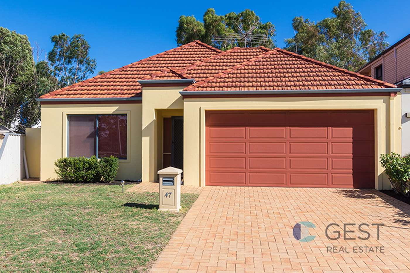 Main view of Homely house listing, 47 ELYARD CRESCENT, Stirling WA 6021