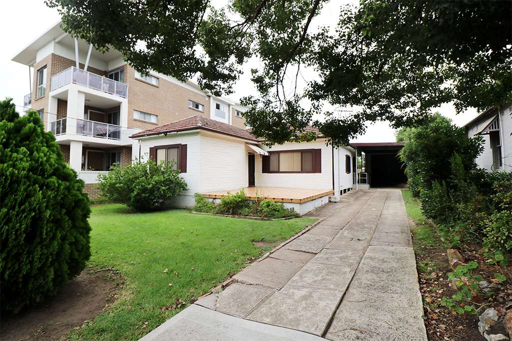 Main view of Homely studio listing, 13 Short Street, Wentworthville, NSW 2145