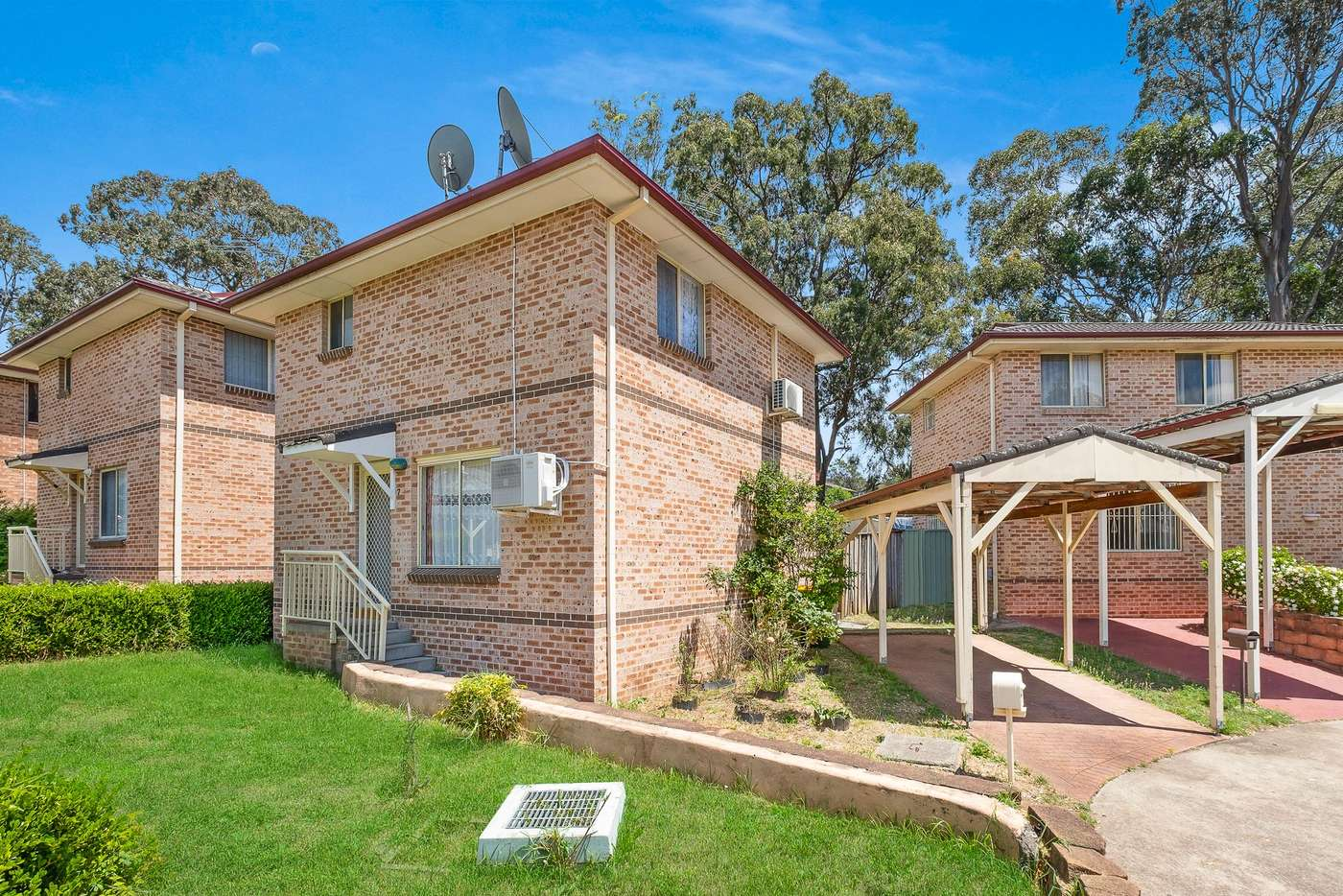 Main view of Homely house listing, 7/38 Marcia Street, Toongabbie NSW 2146